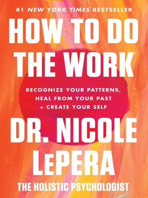 cover image of How to Do the Work